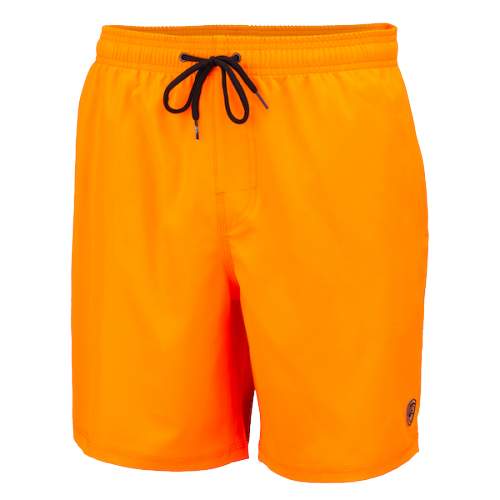 Dray vibrant orange solid